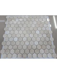 Hexagon Crema Nova