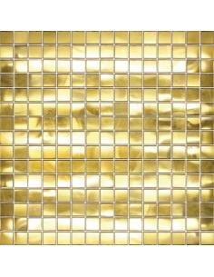 GMC01 мозаика под золото