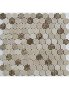Hexagon Cream