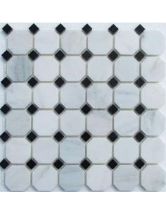 Каменная мозаика M008+M009-BP