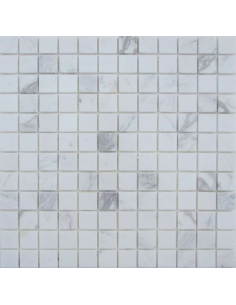 Каменная мозаика Dolomiti Bianco 23-4P
