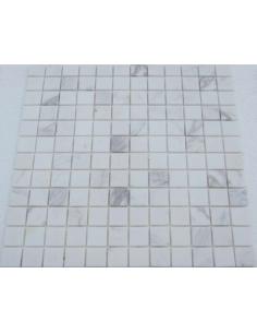 Каменная мозаика Dolomiti Bianco 23-4T