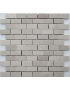 Каменная мозаика Crema Nova 23*48-6T