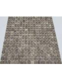 Каменная мозаика Emperador Light 15-4T