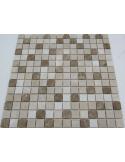 Каменная мозаика Mix Cream 20-6P