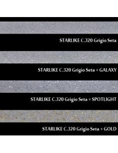 C320 Grigio Seta (Серый шелк) 1 кг