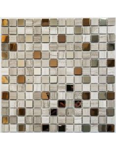 Bonaparte Amsterdam pol мозаика из камня и металла