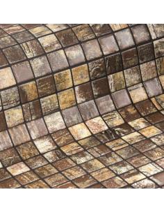 Rustic мозаика стеклянная