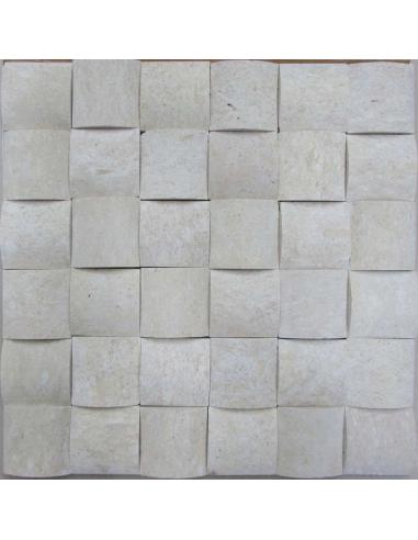FK Marble Travertine 3D 50-7M мозаика из травертина