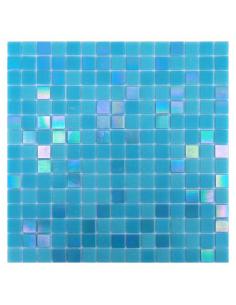 Dori Blue мозаика стеклянная