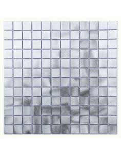 Steel 23 мозаика из алюминия