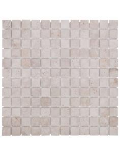 DAO-532-23-4 Travertine мозаика из травертина