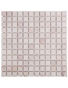 DAO-532-23-8 Travertine мозаика из травертина