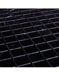DAO-605-23-8 Nero Marquina каменная мозаика