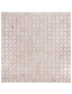 DAO-633-15-4 Cream Marfil каменная мозаика