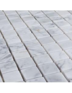 DAO-636-23-8 Carrara каменная мозаика