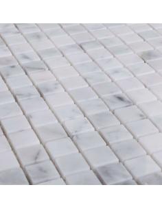 DAO-636-15-4 Carrara каменная мозаика