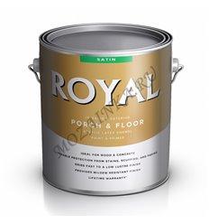 ACE ROYAL Interior/Exterior SATIN Porch&Floor Paint 0