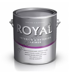 ACE Paint Royal Stain Halt Latex Stain Blocking Primer & Sealer 0