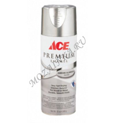 Аэрозольная краска металлик ACE PREMIUM Enamel Metallic 1012681 - ANODIZED BRONZE - Бронза