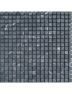 M081-15-8T Nero Marquina каменная мозаика