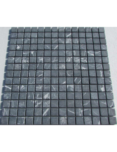 M081-20-8T Nero Marquina каменная мозаика