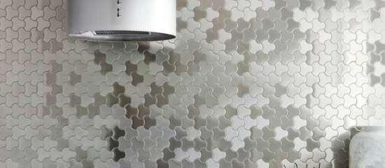 Применение мозаики из металла