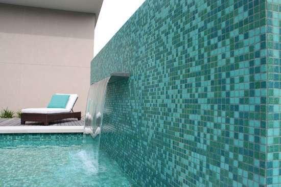 Мозаика для укладки в бассейн
