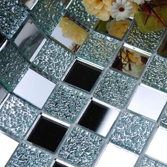 Мозаика из зеркала